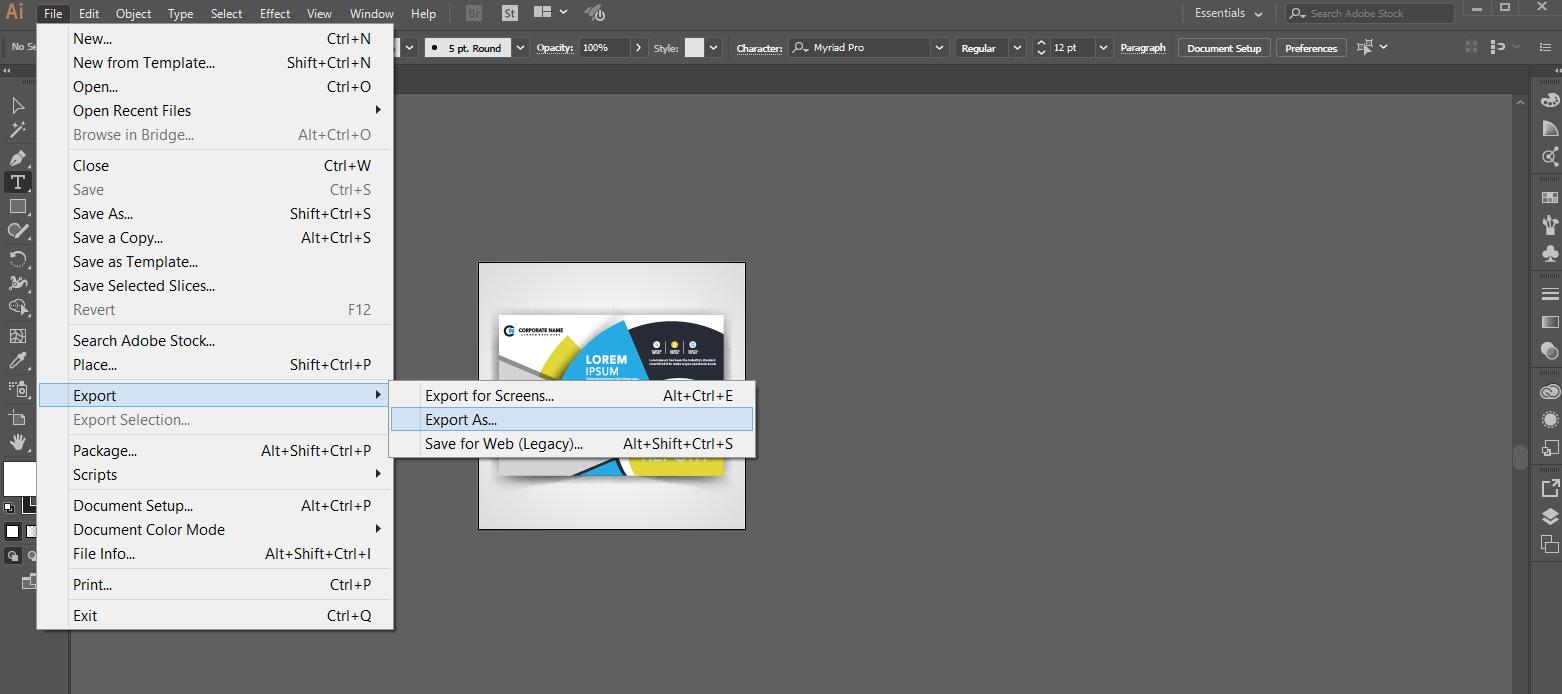 تبدیل وکتور به فایل لایه باز