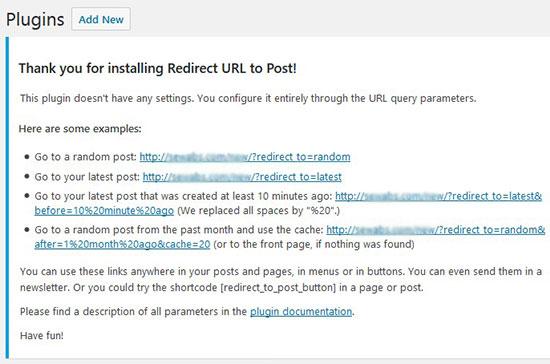تغییر پارامترهای URL