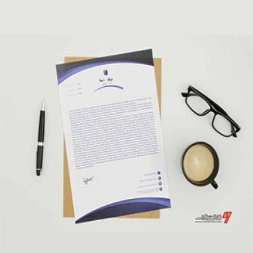 طرح لایه باز سربرگ با فرمت PSD برای تمامی مشاغل(1)